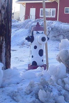 Guard Dog Fire Hydrant