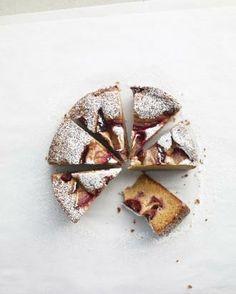 Simple Cake Recipes // Plum Cake Recipe