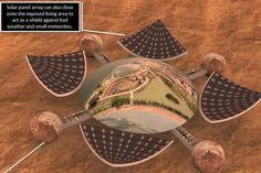 Want to design a Mars base for Nasa? Now's your chance