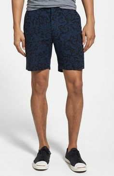 Marc Jacobs printed shorts.