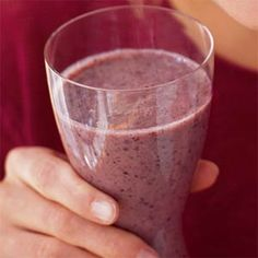 Banana-Berry Smoothie, from Cooking Light