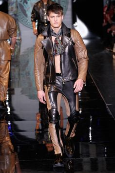 Versace 2013 fall collection.