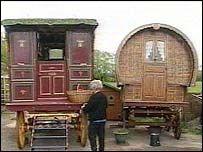 gypsi wagon