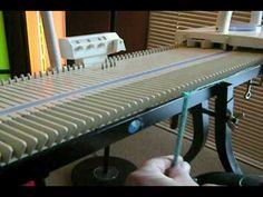 Machine Knit an I cord