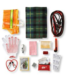#AAA Deluxe #Roadside #Safety Kit: Emergency and First Aid.