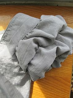 Romantic History: Making double puff sleeves
