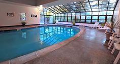 Shilo Inns Boise Riverside pool