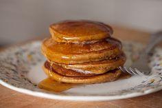 Gingerbread Pancakes!