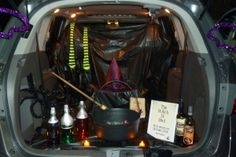 Witches Trunk or Treat