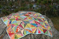 FitF starburst quilt