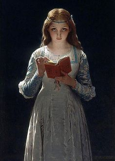 Pierre Auguste Cot - Ophelia