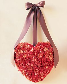 Cockscomb Valentine Wreath