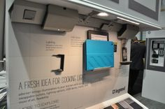 Under cabinet outlet strip etc. by Ventana Construction LLC