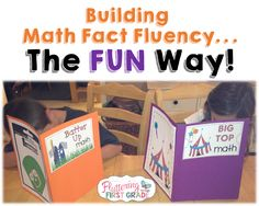 Building Math Fact Fluency