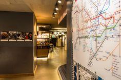 Generator Hostels London #hostel #London #Signage #Art #Holiday #Traveling