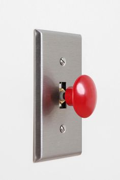 Panic Button Light Switch Cover