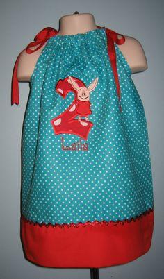"""Olivia"" Birthday Dress"
