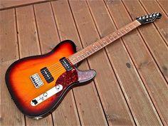 Cool Custom Telecasters on Pinterest | Fender Telecaster ...