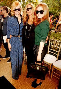 Three Shady Ladies