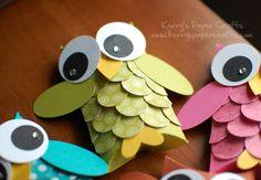 owl pillows, pillow box, treat idea, kid art, boxes, craft idea, kids, craft junki, owls