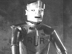 "Karel Capek  Czech writer introduced the word ""Robot"" in his play ""R.U.R"" (Rossuum's Universal Robots). ""Robot"" in Czech comes from the word ""robota,"" which means ""compulsory labor."""