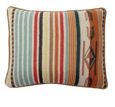 Chimayo Toss Pillow  #Chimayo #Pillow #Textiles