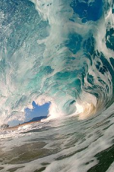 In a Wave