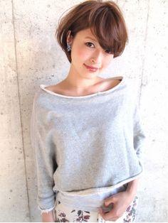 #short #bangs #hairstyle