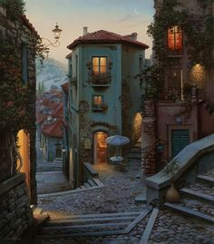 ancient villag, campobasso, italia, dream, art, beauti, travel, place, italy