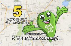 Celebrating my 5th year anniversary - 1st event is a FREE Pin Party on May 13th - get more info at http://gag.gl/B6eW2