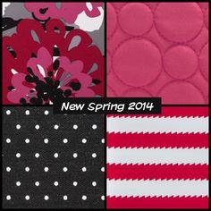 New Spring Patterns in 2014- www.mythirtyone.com/camb