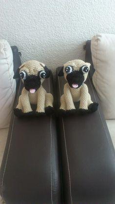 Amigurumi perritos on Pinterest Amigurumi, Crochet ...