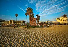 Venice beach, need I say more? #LA #VeniceBeach #California #Travel