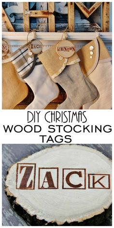 DIY Wood Christmas S