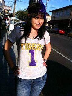 Fleurty Girl :: Tigers 1 Tee