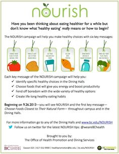 Get Healthy with The Office of Health Promotion! | Her Campus