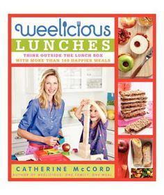 We LOVE this book @lisa Choe Simple. Super smart, delish ideas for families + an allergy-free chart ~Weelicious Lunches by Catherine McCord