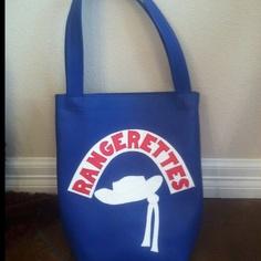 Kilgore College Rangerette bags