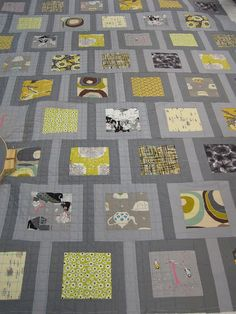 Seattle Modern Quilt Guild by Sew Katie Did, via Flickr