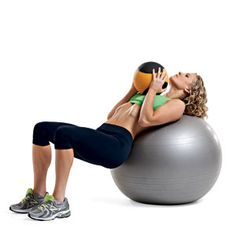 After baby! This workout will tap into the deep abdominal muscles that will pull in your waistline like a corset.