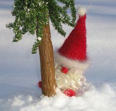 woolly santa gnome pdf download