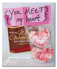 marshmallow valentines