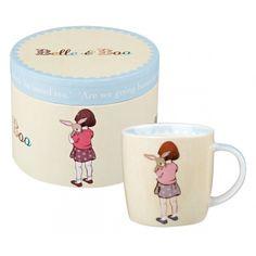 Classic Belle Hugs Boo mug