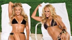 Time to break out the #bikinis! #WWE