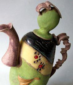 Karakter Teapot by lawatson on Etsy, $550.00
