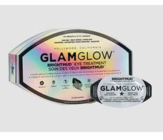 Single-Serving Beauty Essentials | Wake Up Your Eyes: Early AM workout got the best of you? GlamGlow's BrightMud Eye Treatment, $69 for 12 packs, uses energizing ingredients like caffeine to help brighten tired eyes, smooth fine lines, and fade dark circles.