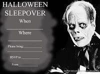 Free Sleepover Invitations On Pinterest 139 Pins