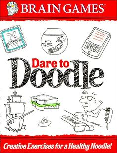Dare to Doodle- Wonderful resource for warm ups! I use it every week.