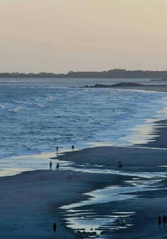 Folley Beach South Carolina