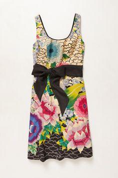 Archival Collection: Tropics Dress - Anthropologie.com